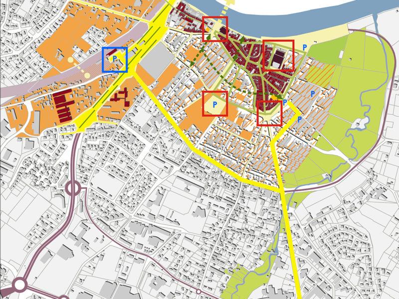 LANGON I ENJEUX DE REVITALISATION DU CENTRE-VILLE